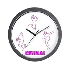 Chika Style Wall Clock