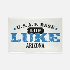 Luke Air Force Base Rectangle Magnet