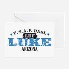 Luke Air Force Base Greeting Card