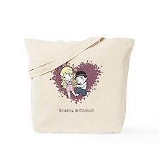 Rosalie & Emmett Tote Bag