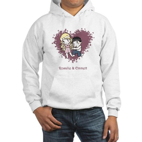 Rosalie & Emmett Hooded Sweatshirt