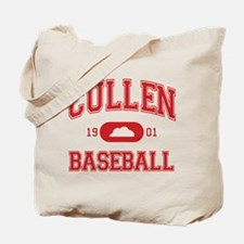 Cullen Baseball (Red) Tote Bag