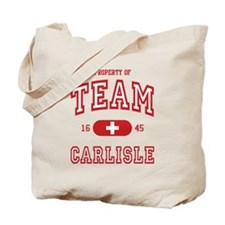 Team Carlisle (A) Tote Bag