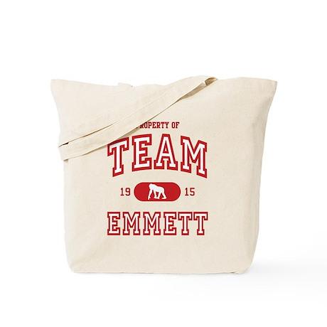Team Emmett (A) Tote Bag