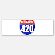 highway Bumper Sticker (10 pk)
