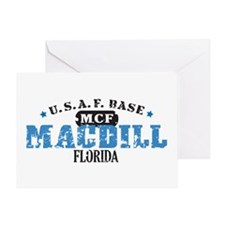 MacDill Air Force Base Greeting Card