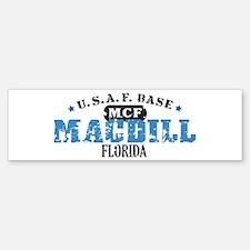 MacDill Air Force Base Bumper Bumper Bumper Sticker