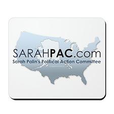 SarahPAC Mousepad