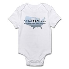 SarahPAC Infant Bodysuit