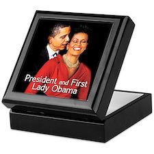 Obama Whisper Keepsake Box