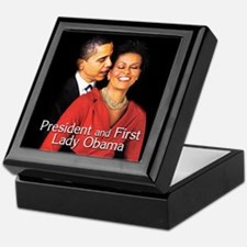 Obama Whisper Keepsake Box