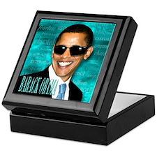 Obama Cool Keepsake Box