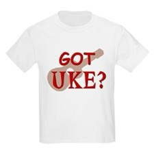 Got Uke? Kids T-Shirt