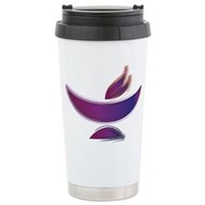 UU Painted Chalice Thermos Mug