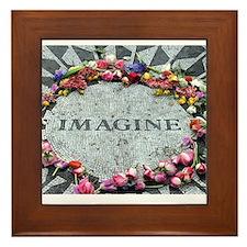 Imagine Framed Tile