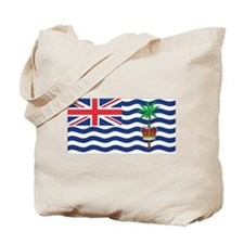 British Indian Ocean Territor Tote Bag