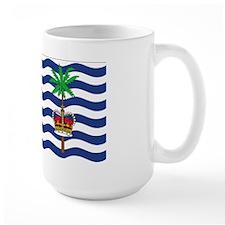 British Indian Ocean Territor Mug
