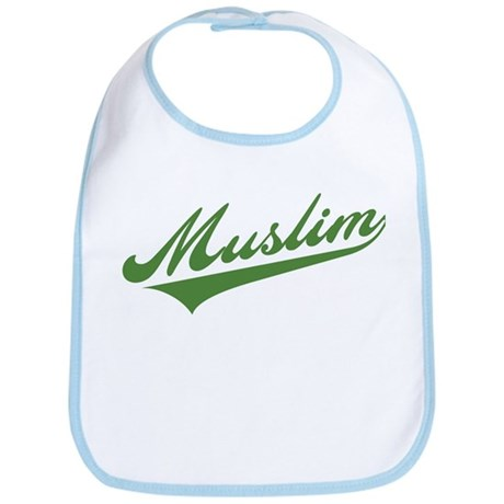 Retro Muslim Bib