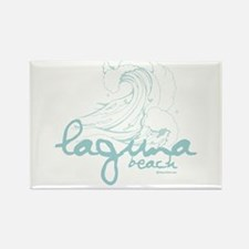 Laguna Beach ~ Rectangle Magnet