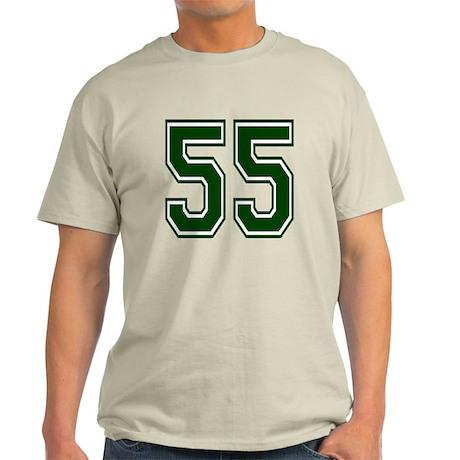 NUMBER 55 FRONT Light T-Shirt