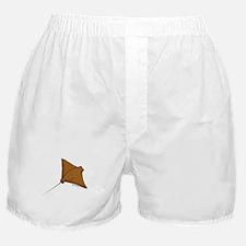 Cownose Ray Boxer Shorts