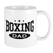 Boxing Dad Mug