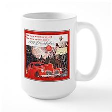 """""""1939 Studebaker Ad"""" Mug"""
