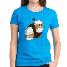 Not Without My Coffee! Tee