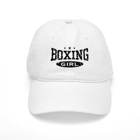 Boxing Girl Cap