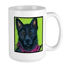 Black Shepherd Mug
