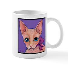 Sphinx Hairless Cat Small Mug
