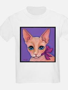 Sphinx Hairless Cat T-Shirt
