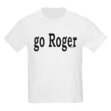 go Roger Kids T-Shirt