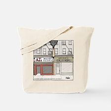 Grimm's Crematorium Tote Bag