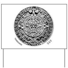 12-21-2012 Mayan Calendar Yard Sign