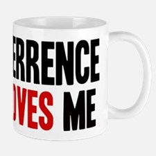 Terrence loves me Mug