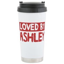 Loved by Ashley Travel Mug