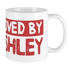Loved by Ashley Small Mugs