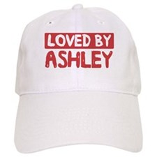 Loved by Ashley Baseball Cap