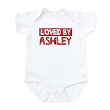 Loved by Ashley Infant Bodysuit
