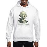 George Washington: Terrorist Hooded Sweatshirt