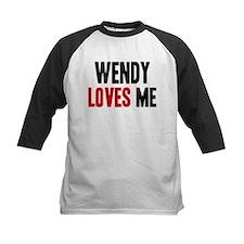 Wendy loves me Tee