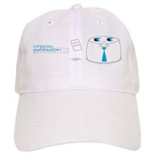 Cute Corporate Anime Marshmal Baseball Cap