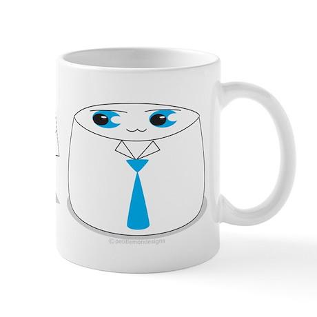 Cute Corporate Anime Marshmal Mug