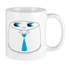 Cute Corporate Anime Marshmal Mug