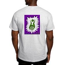 HxOxEx - Ash Grey T-Shirt