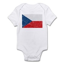 Czech Republic Infant Bodysuit