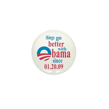 Obama Inauguration Mini Button (10 pack)