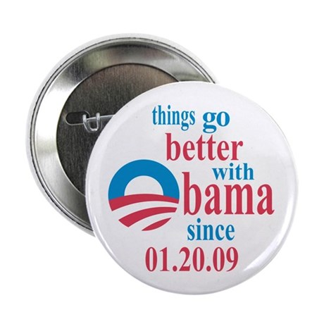 "Obama Inauguration 2.25"" Button (100 pack)"
