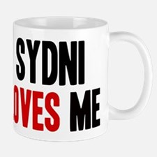 Sydni loves me Mug